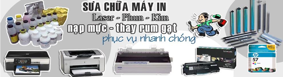 bảo quản và sử dụng máy in & máy photocopy