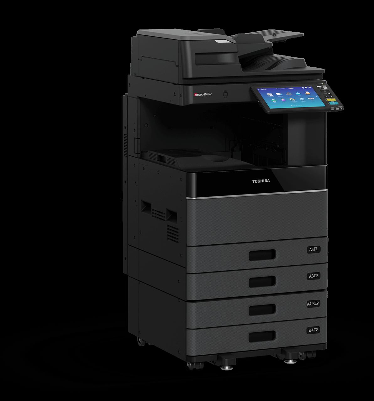 Cho thuê máy photocopy TOSHIBA 2508A/3008A/3508A/4508A/5008A đen trắng ở củ chi.