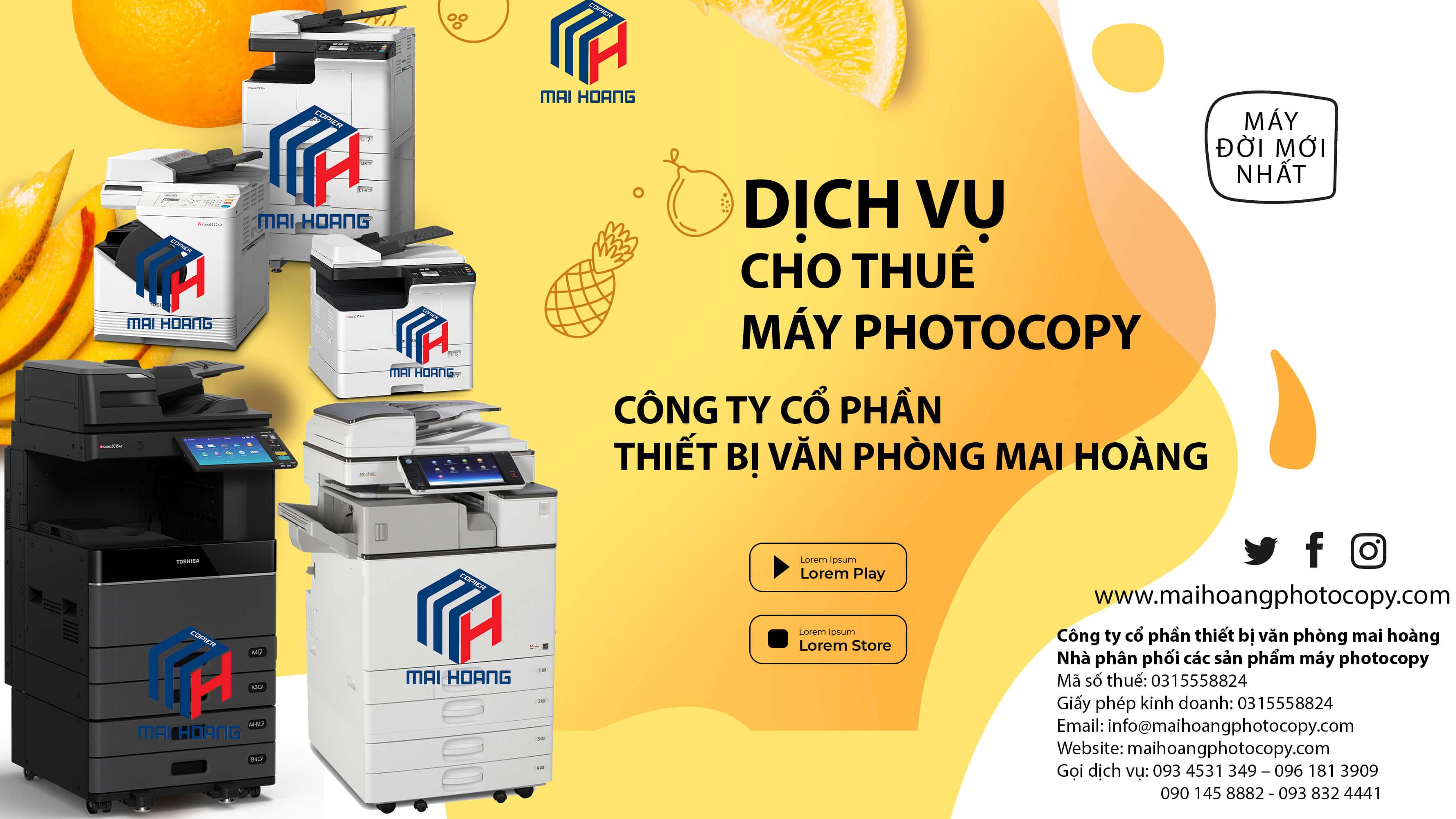 dịch vụ cho thuê máy photocopy tại thành phố thủ đức