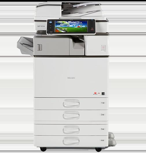 cho thuê máy photocopy ricoh 3054 tại bình dương