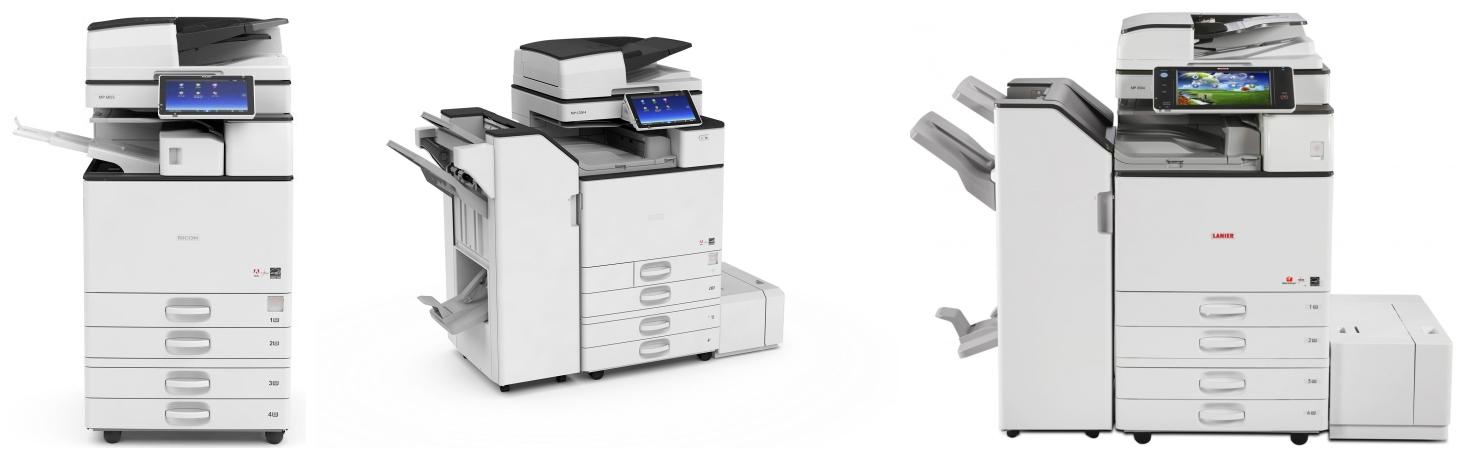 Cho thuê máy photocopy màu MP C4503/MP C5503/MP C6003/Ricoh MP C4503/MP C5503/MP C6003