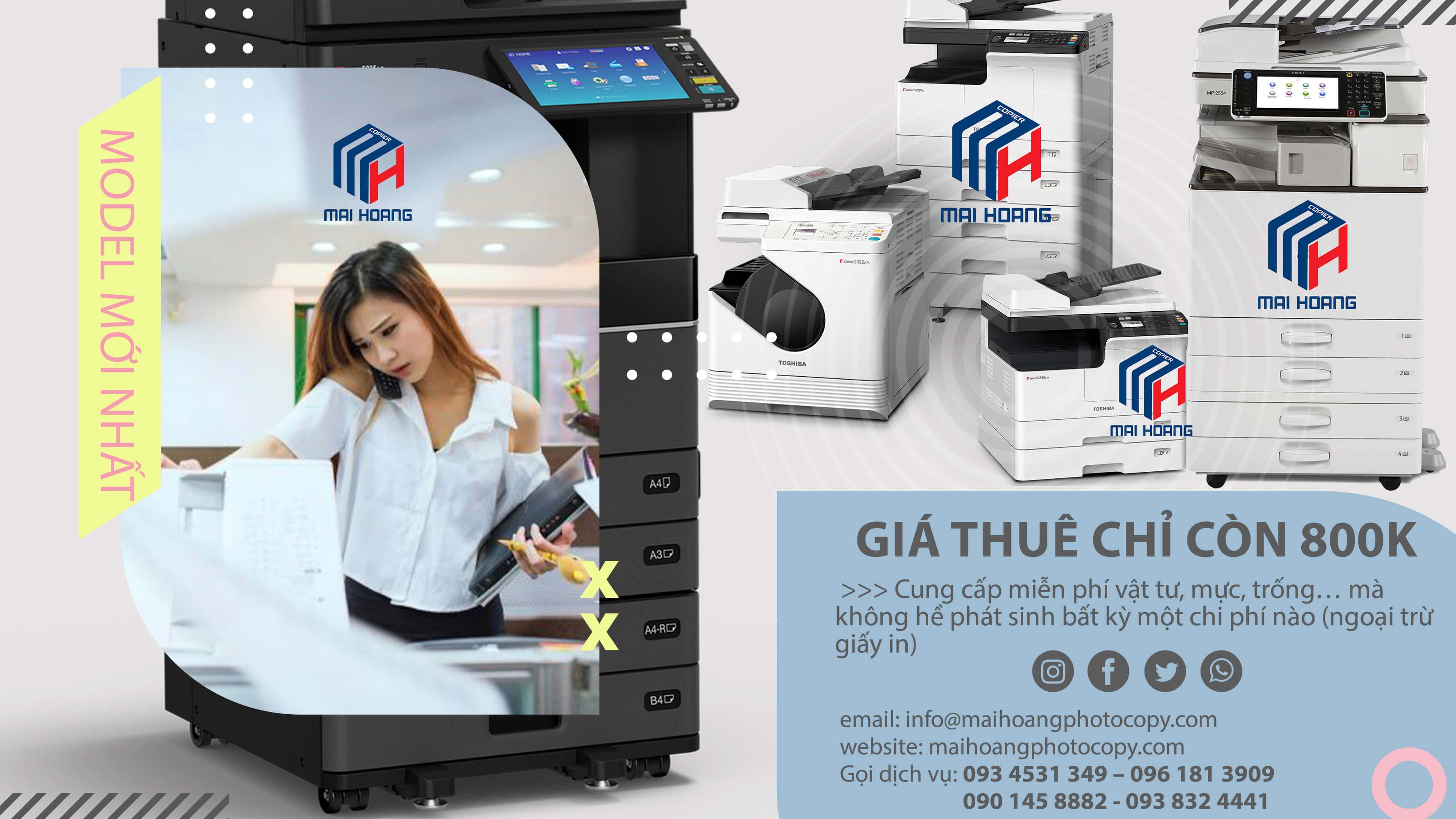 cho thuê máy in scan photo