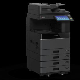 Cho thuê máy photocopy TOSHIBA 2508A/3008A/3508A/4508A/5008A đen trắng ở quận gò vấp.