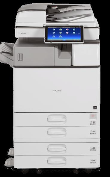 Cho thuê máy photocopy ricoh Mp 6055sp