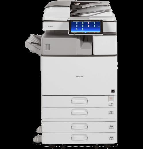 Cho thuê máy in Mfp ricoh 3054 Ricoh Aficio MP 3054 là dòng máy in kỹ thuật số mới 100%. Máy được sản xuất bởi hãng RICOH - hãng hiện đứng số 1 trên thế giới về dòng máy in mfp