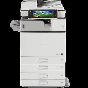 công ty Dịch vụ Cho Thuê Máy Photocopy Ricoh Aficio MP 5055SP - Chức năng: Copy – In mạng – Scan, đảo 2 mặt bản sao