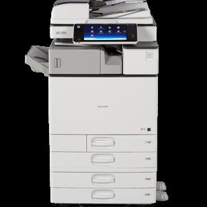 giá dịch vụ Cho Thuê Máy Photocopy Ricoh MP 2554SP