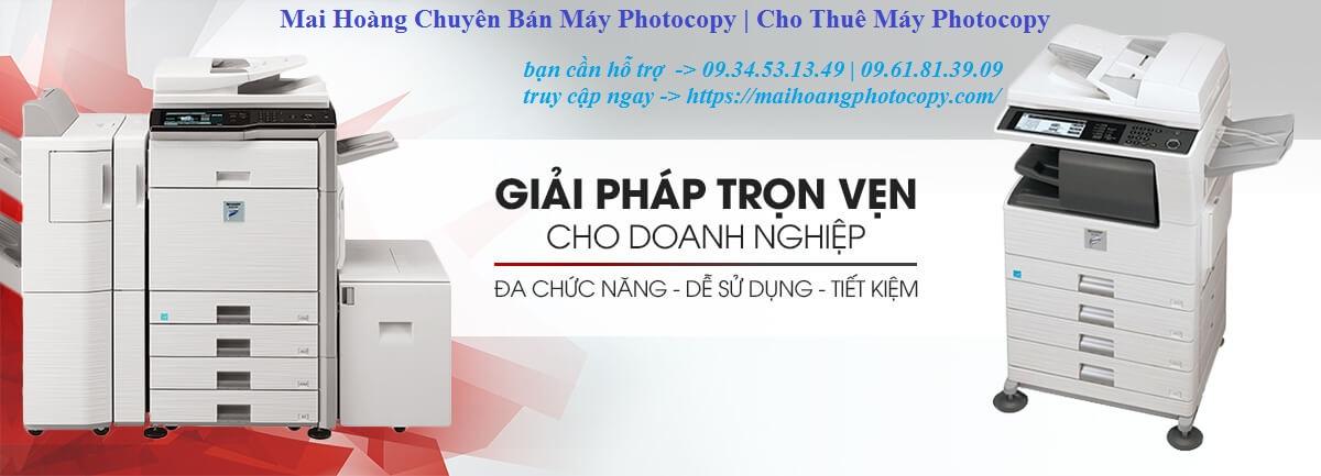 Cho thuê Cho Máy Photocopy Toshiba e-Studio 756
