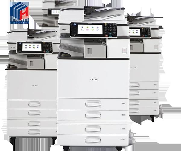 cho thuê máy photocopy ricoh Mp 3554