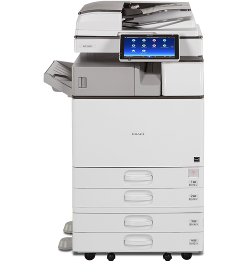 Dịch Vụ Cho Thuê Máy Photocopy Ricoh MP 3055SP