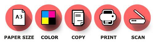 Cho Thuê Máy Photocopy Toshiba e-Studio 4018a/5018a
