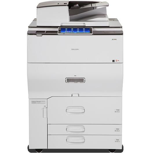 Cho thuê Máy in đa chức năng Laser màu C8003 RICOH