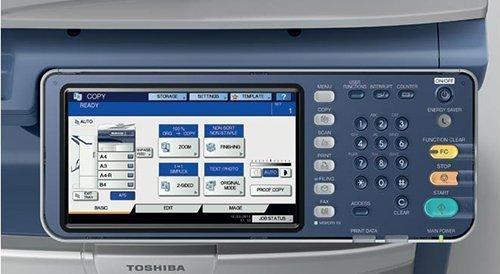Máy photocopy Toshiba e-STUDIO 357