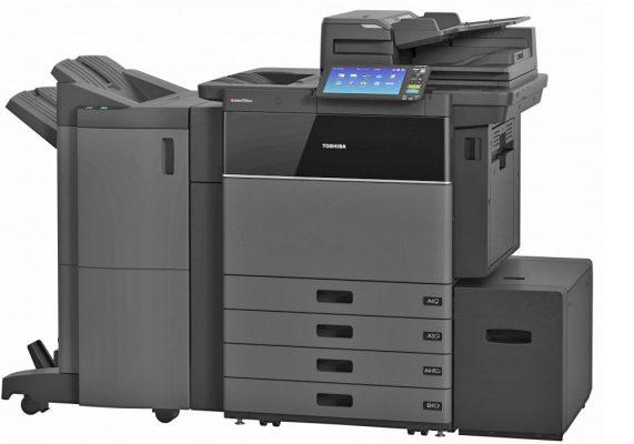 Cho thuê máy in màu đa chức năng Toshiba e-STUDIO 7516AC