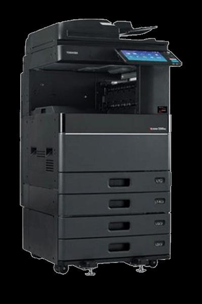 GIÁ thuê Máy in màu đa chức năng Toshiba e-STUDIO 3505AC Những ưu thế của dịch vụ này tôi sẽ cho các bạn hiểu rõ ngay sau đây, để có một lý do cho các bạn nên dùng dịch vụ cho thuê máy in của chúng tôi thay bằng phương pháp thông thường là mua máy in mới để kinh doanh in ấn, để in ấn tài liệu cho công ty hay cá nhân.