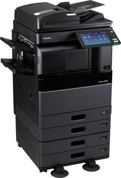 Cho thuê Máy in laser màu đa chức năng Mpf toshiba E-studio 3015AC khổ A3