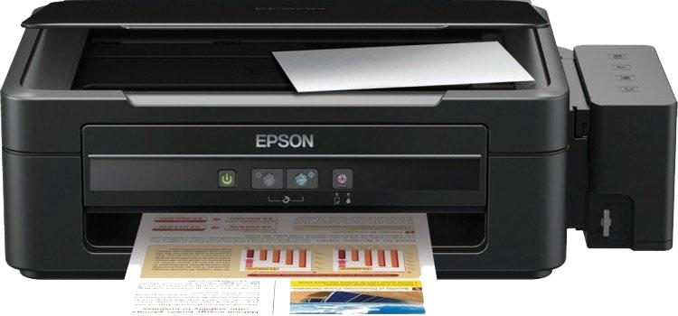 Cho thuê máy in phun màu A4 Epson L805