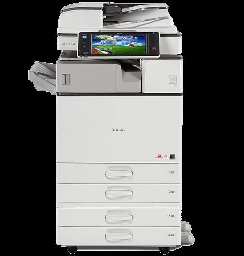 giá dịch vụ Cho Thuê Máy Photocopy Màu Đa Chức Năng Ricoh Aficio MP C3503