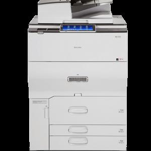 Cho Thuê Máy Photocopy Laser Màu Đa Chức Năng Ricoh MP C6503
