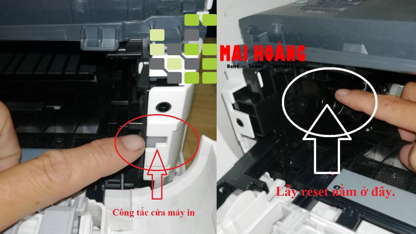 Hướng Dẫn Các Cách Reset Máy In Xerox P225, P265, M225, M265DW, P115, M115w & M115z