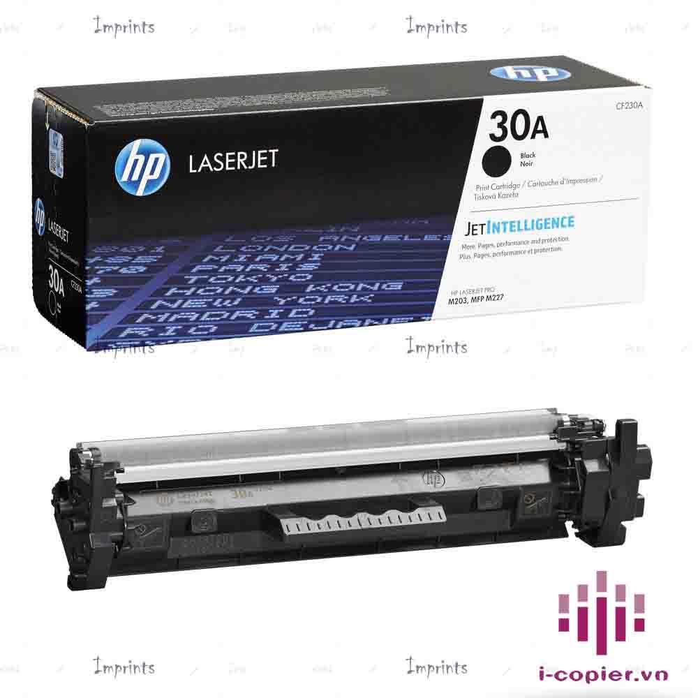 hộp mực chính hãng máy in HP LaserJet Pro MFP M227sdn